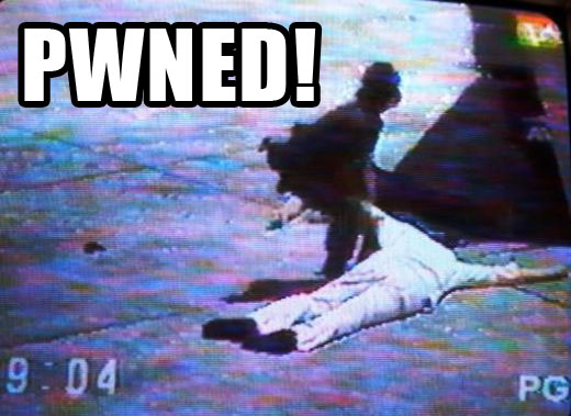 Ninoy Assassination - PWNED